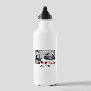Civil War Gettysburg 150 Anniversary Water Bottle