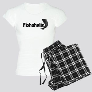 Fishaholic Women's Light Pajamas