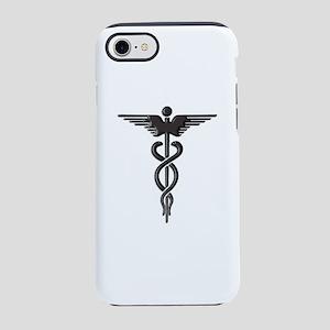 Medical Insignia Caduceus iPhone 7 Tough Case