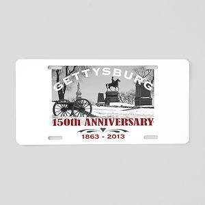 Civil War Gettysburg 150 Anniversary Aluminum Lice