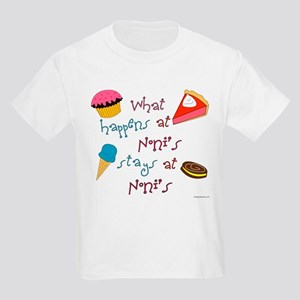 """What happens at Noni's"" T-Shirt"