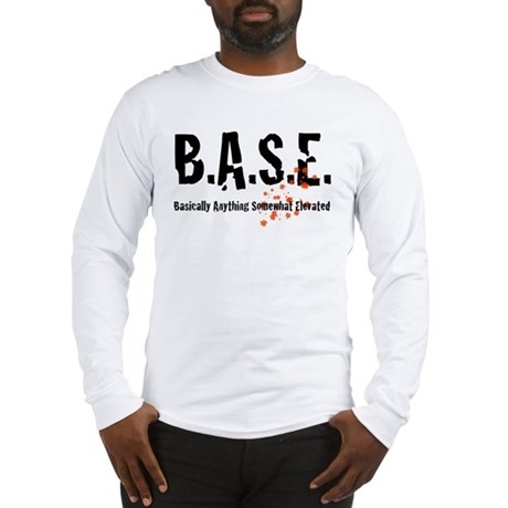 B.a.s.e. Jumping Skydiver Long Sleeve T-Shirt