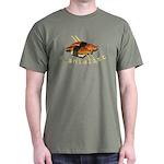 humorous sushi Dark T-Shirt