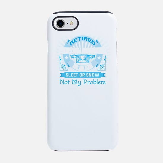 Postal Worker iPhone 7 Tough Case