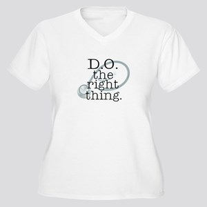 The Right Thing Plus Size T-Shirt