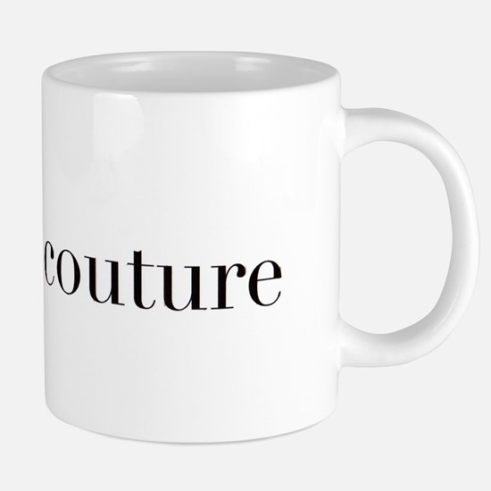 haute couture Mugs