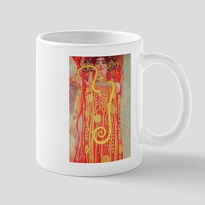Gustav Klimt Medicine Mugs