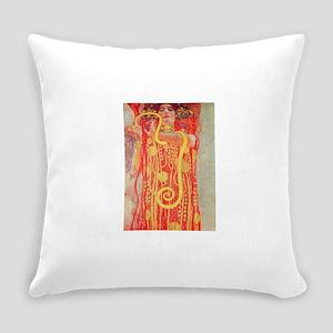 Gustav Klimt Medicine Everyday Pillow