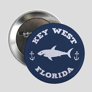 """Sharking Key West 2.25"""" Button"""