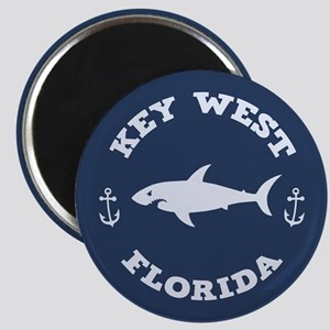Sharking Key West Magnet