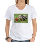 Micro pig with strawberries T-Shirt