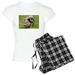 Little Spotty micro pig pajamas