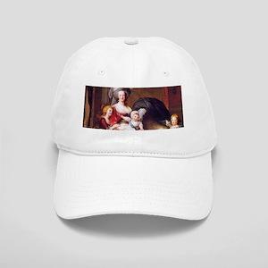 Lebrun: Marie Antoinette & children Cap