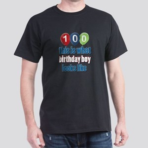 This is what 100 looks like Dark T-Shirt