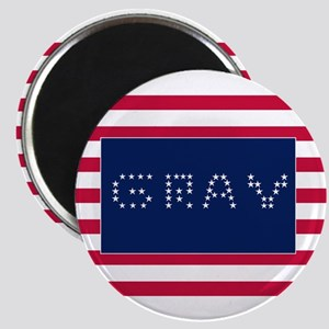 GRAY Magnet