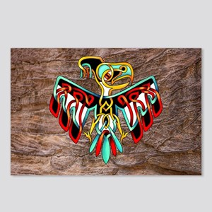 Thunderbird Postcards (Package of 8)