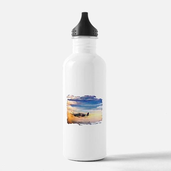 SPITFIRE AIRCRAFT Water Bottle
