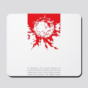 Meteor Survivor Mousepad