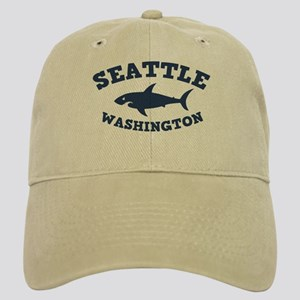 Sharking Seattle Cap