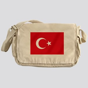 Flag of Turkey Messenger Bag