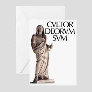 Cultor Deorum Greeting Cards (Pk of 10)