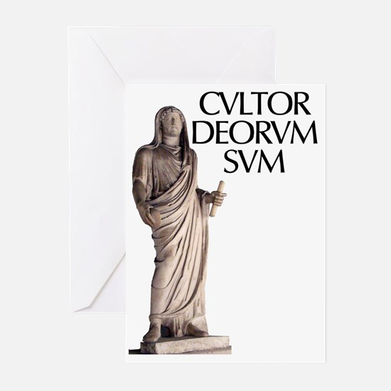 Cultor Deorum Greeting Cards (Pk of 10)
