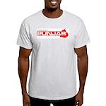 Made in Punjab Ash Grey T-Shirt