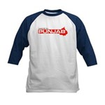 Made in Punjab Kids Baseball Jersey