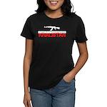 armed Women's Dark T-Shirt