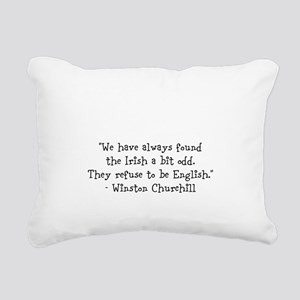 St. Paddys #4 Rectangular Canvas Pillow