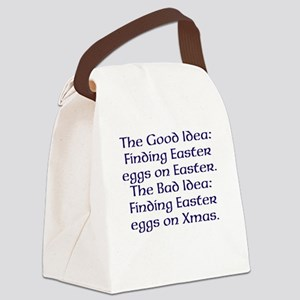 Easter #1 Canvas Lunch Bag