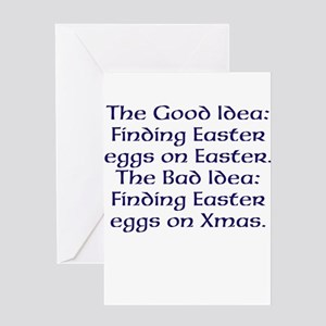 Easter #1 Greeting Card