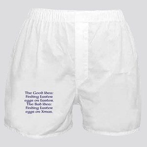Easter #1 Boxer Shorts