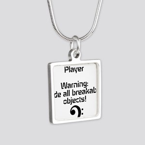 Bass player-hide all breakable objects Necklaces