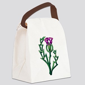 Thistle Canvas Lunch Bag