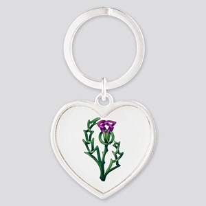 Thistle Keychains