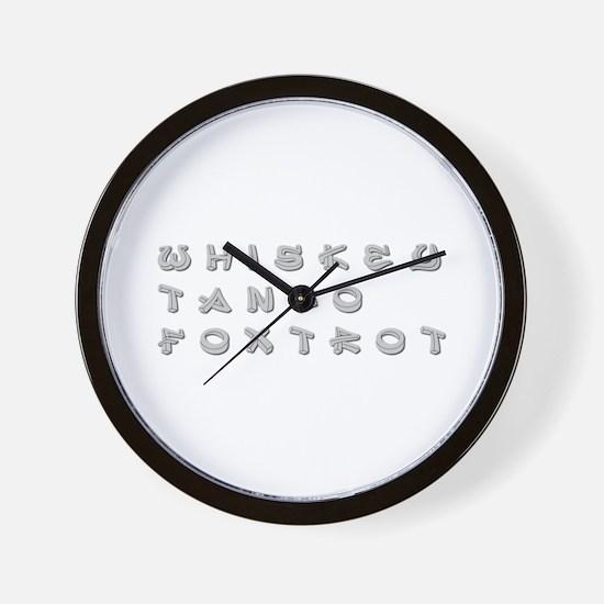 WTF-inner Wall Clock