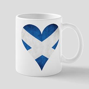 Scotland heart Mug