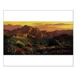 Arizona Desert Small Poster