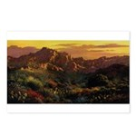 Arizona Desert Postcards (Package of 8)