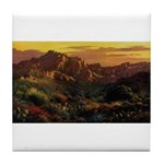 Arizona Desert Tile Coaster