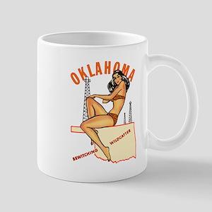 Oklahoma Pinup Mug