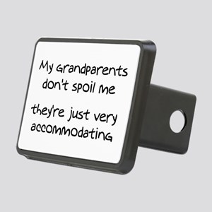 Accommodating Grandparents Rectangular Hitch Cover