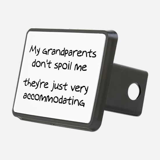 Accommodating Grandparents Hitch Cover