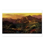 Arizona Desert-r Postcards (Package of 8)