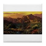 Arizona Desert-r Tile Coaster