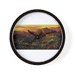 Arizona Desert-r Wall Clock