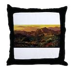 Arizona Desert-r Throw Pillow