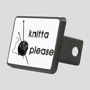 Knitta Please Hitch Cover