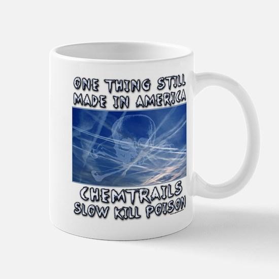 Chemtrails - Still Made in America Mug